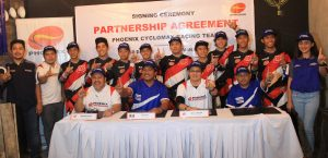 Phoenix Petroleum renews partnership with Moto-X Davao