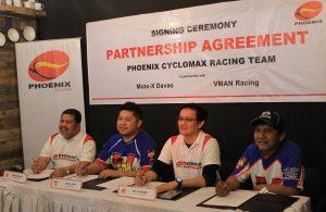 Phoenix Petroleum renews partnership with Moto-X Davao