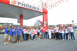 Phoenix Pinoy Tsuper Hero 2 Winner Edwin Escamos visits the nomination caravan kick-off