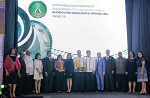 Phoenix Petroleum wins in LANDBANK's Gawad Kaagapay Awards
