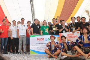 Phoenix Petroleum adds color to Kadayawan 2017