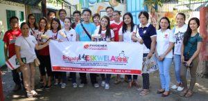 Phoenix Petroleum joins Brigada Eskwela 2016