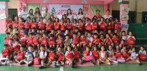 Phoenix Petroleum shares Christmas joy in Luzon - Rafael Palma Elementary School Pasay City