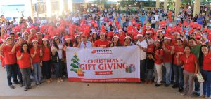 Phoenix Petroleum shares Christmas joy in Visayas - Tayud Elementary School Cebu City
