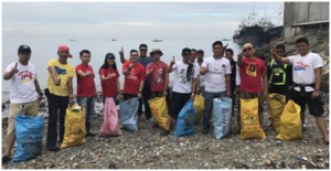 Phoenix employees, partners join international coastal cleanup day