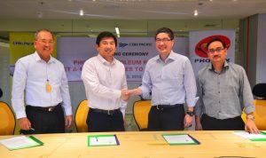 Phoenix Petroleum Cebu Pacific renew fuel supply deals