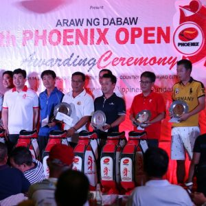 Team Davao Korean Golf Association rules 7th Phoenix Open