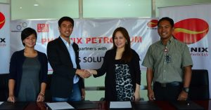 Phoenix Petroleum partners with Trisports Solutions for sports events