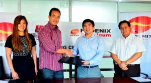 Phoenix Petroleum supports UFC Fight Night Manila on May 16