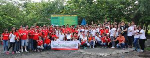 Phoenix Petroleum plants more than 3000 seedlings Luzon