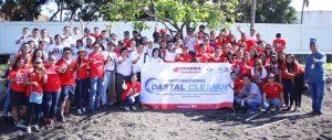 Phoenix Petroleum joins International Coastal Cleanup