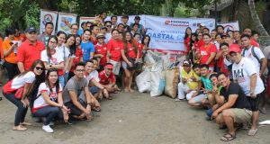 Phoenix Petroleum joins International Coastal Cleanup