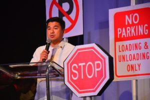 Phoenix Petroleum President and CEO Dennis Uy