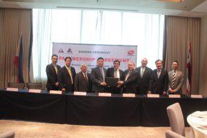 Phoenix forms joint venture with Thailand's TIPCO Asphalt