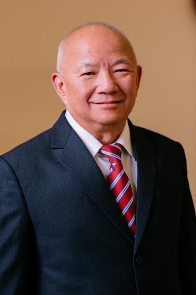 Domingo T. Uy (Chairman of Phoenix Petroleum)