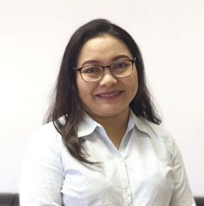 Evelyn T. Gerodias - GM for LPG Visayas and Mindanao
