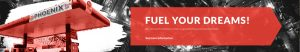 Fuel Your Dreams - Banner on PhoenixFuels.ph Homepage