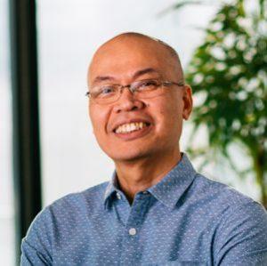 Magtanggol C. Bawal - CFO for Philippine Family Mart