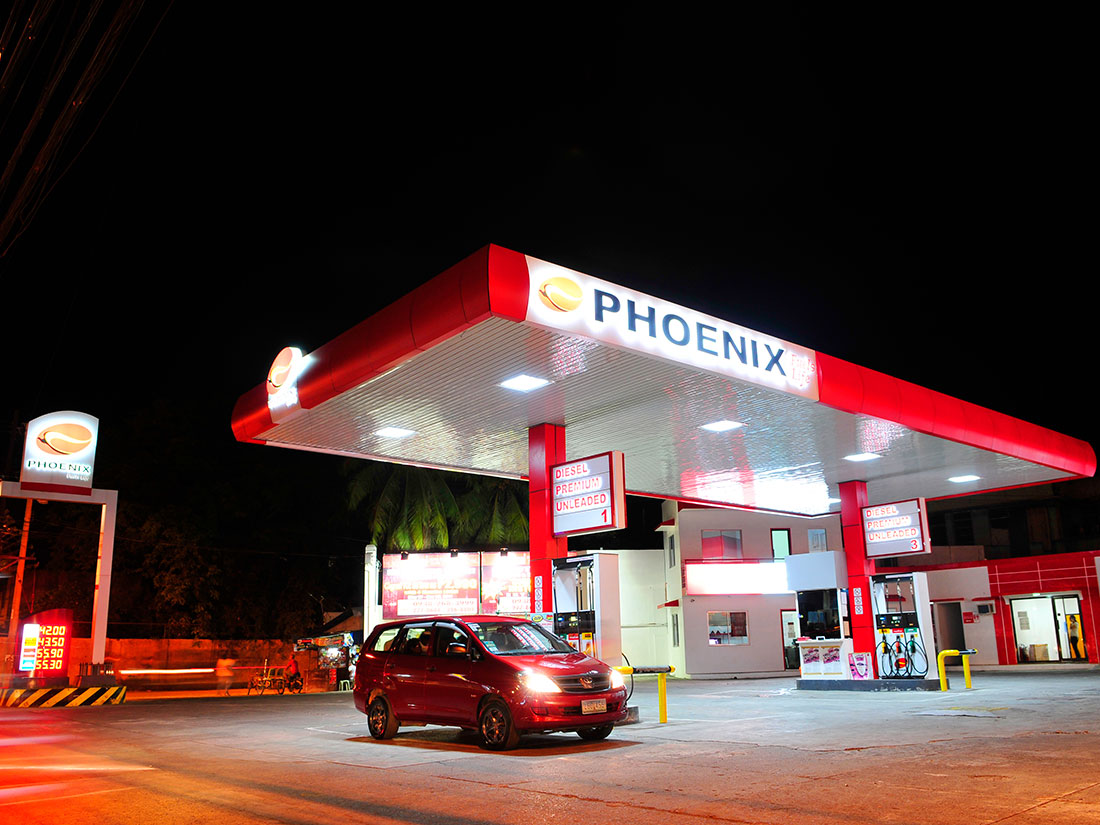 Fastest-Growing Oil Company in the Philippines | Phoenix Fuels