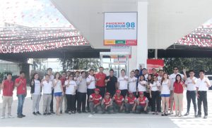 Phoenix Gas Station - West Service Road Muntinlupa opening