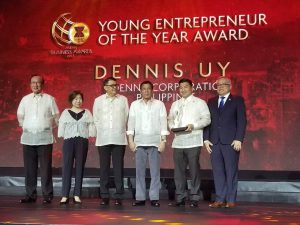 ASEAN Business Awards 2017 - Young Entrepreneur of the Year Award