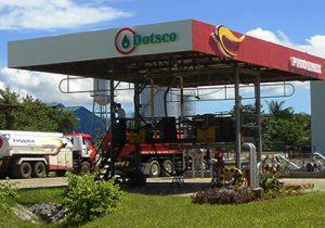 Phoenix-Dotsco Gas Station