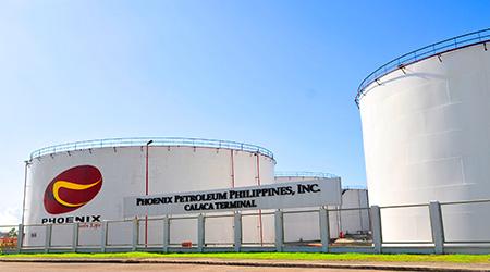 Phoenix Petroleum Philippines Inc. Calaca Terminal