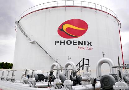 Phoenix Gas Facility