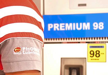 Phoenix Lubricants and Premium 98