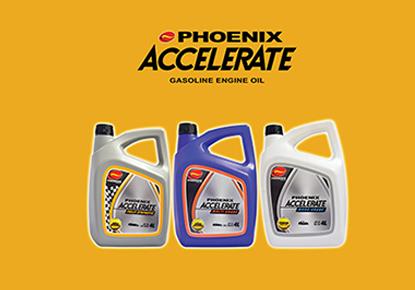 Phoenix Petroleum Lubricants