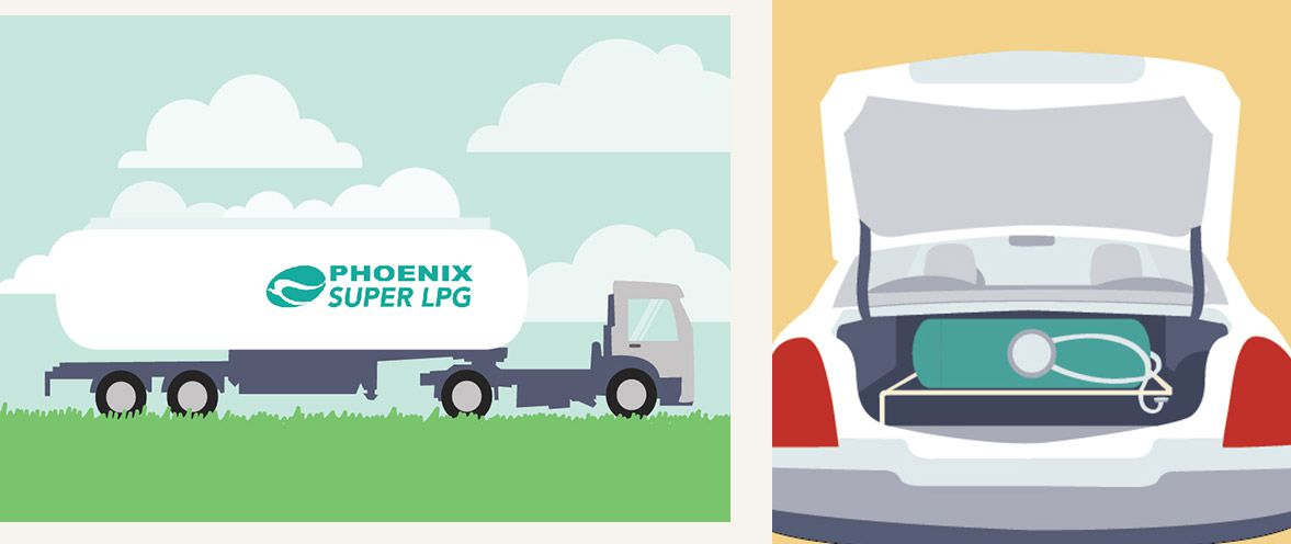 Phoenix Super LPG and Autogas Philippines
