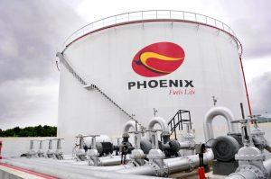 Phoenix Petroleum terminal in Villanueva, Misamis Oriental