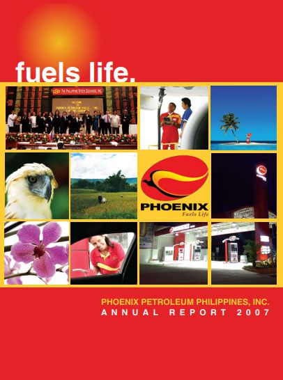 Phoenix Petroleum Annual Report 2007