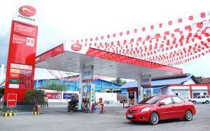 Phoenix Gas Station Balagtas, Bulacan
