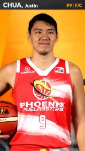 Justin Chua - Phoenix Fuel Masters