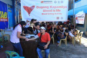 Phoenix Petroleum Dugong Kapamilya - Blood is Life Drive