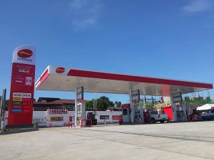 Phoenix Gas Station - Malvar Station