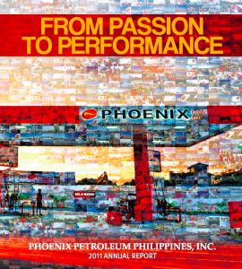 Phoenix Petroleum Annual Reports - From Passion to Performance