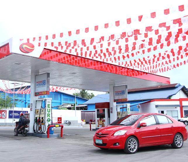 Phoenix Balagtas Bulacan Gas Station