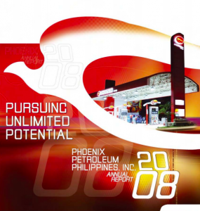 Phoenix Petroleum Annual Reports - Pursuing Unlimited Potential