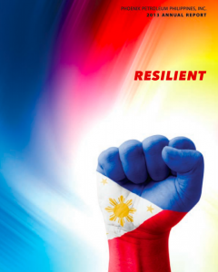 Phoenix Petroleum Annual Reports - Resilient