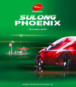 Phoenix Petroleum Annual Reports - Sulong Phoenix