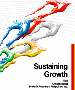 Phoenix Petroleum Annual Reports - Sustaining Growth