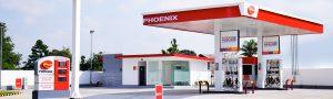 Phoenix Gas Station - Urdaneta Station