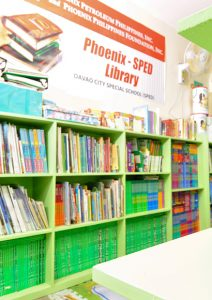 Phoenix Petroleum Support the Alternative Learning System - Special Education