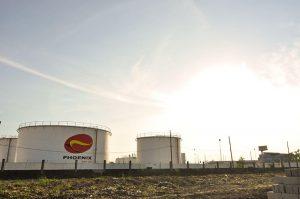 Phoenix Fuels Bacolod Depot
