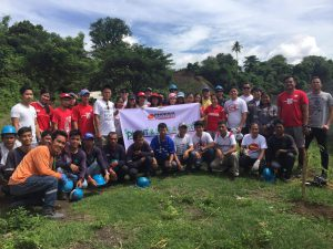 Phoenix Environment CSR - Luzon Tree Planting