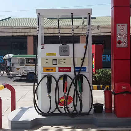 Phoenix Fuel Efficiency - Gas Pump