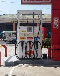 Phoenix Fuel Efficiency - Gas Pump