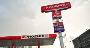 Locator Partner - Phoenix Gas Station
